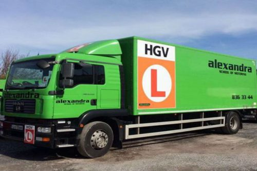 HGV Driving Lessons
